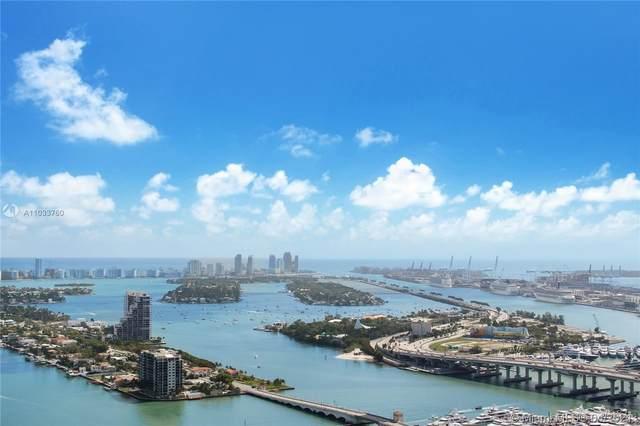 488 NE 18th St #4510, Miami, FL 33132 (MLS #A11033760) :: Equity Advisor Team