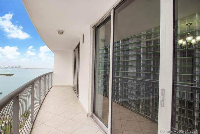 1750 N Bayshore Dr #3009, Miami, FL 33132 (MLS #A11033767) :: Compass FL LLC