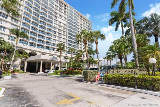 3800 S Ocean Dr #401, Hollywood, FL 33019 (MLS #A11033788) :: Carole Smith Real Estate Team