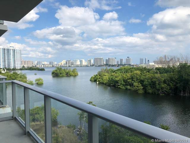 16385 Biscayne Blvd #617, North Miami Beach, FL 33160 (MLS #A11033791) :: The Teri Arbogast Team at Keller Williams Partners SW