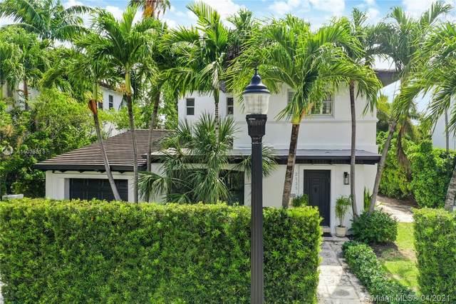 2135 N Bay Rd, Miami Beach, FL 33140 (MLS #A11033813) :: Prestige Realty Group