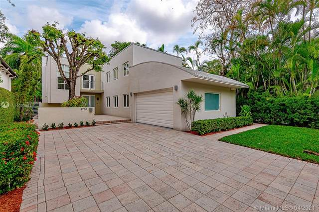 1735 Tigertail Ave, Miami, FL 33133 (MLS #A11033861) :: The Rose Harris Group