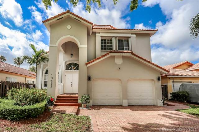 10892 NW 58th Ter, Doral, FL 33178 (MLS #A11033904) :: The Teri Arbogast Team at Keller Williams Partners SW