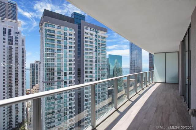 1100 S Miami Ave #3511, Miami, FL 33130 (MLS #A11033907) :: The Riley Smith Group