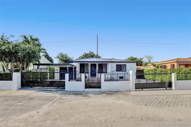 4791 NW 4th Ter, Miami, FL 33126 (MLS #A11033942) :: The Rose Harris Group