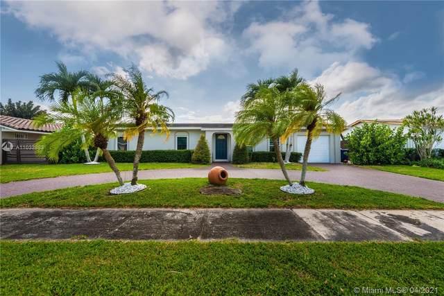 7312 SW 134th Pl, Miami, FL 33183 (MLS #A11033983) :: The Riley Smith Group