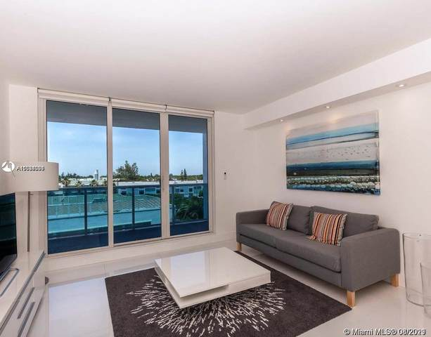 2301 Collins Ave #437, Miami Beach, FL 33139 (MLS #A11034003) :: Compass FL LLC