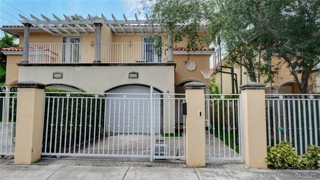 3186 New York St #3186, Miami, FL 33133 (MLS #A11034071) :: The Rose Harris Group