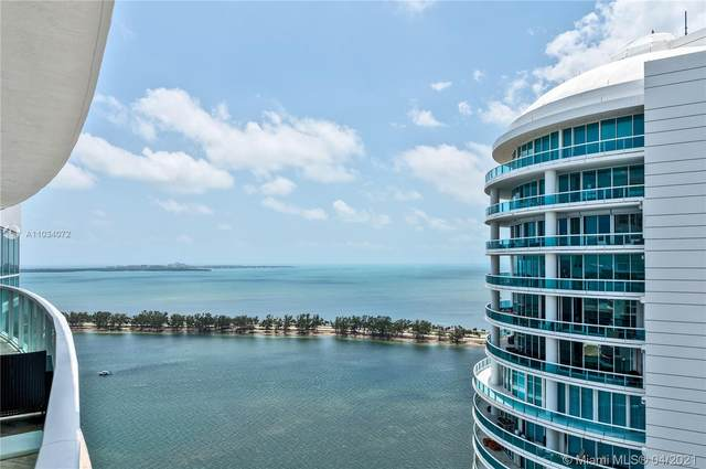2101 Brickell Ave #3507, Miami, FL 33129 (MLS #A11034072) :: Equity Realty