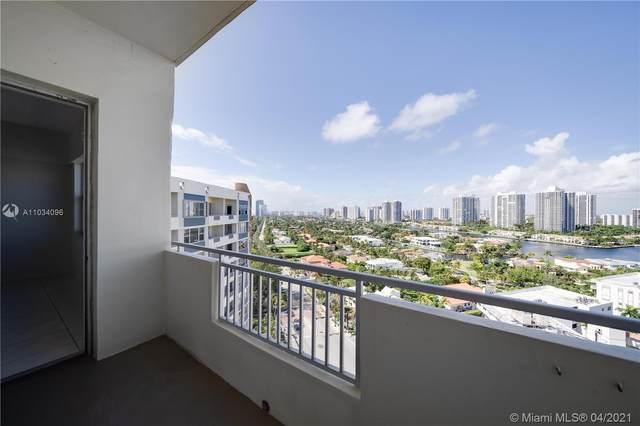 3180 S Ocean Dr Ph 1721, Hallandale Beach, FL 33009 (MLS #A11034096) :: Castelli Real Estate Services