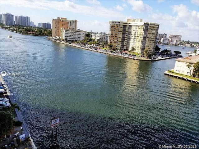 1817 S Ocean Dr #820, Hallandale Beach, FL 33009 (MLS #A11034141) :: GK Realty Group LLC