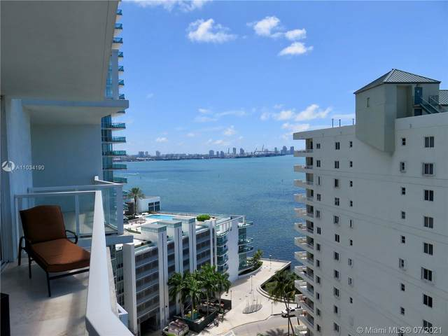 218 SE 14th St #1503, Miami, FL 33131 (#A11034190) :: Dalton Wade