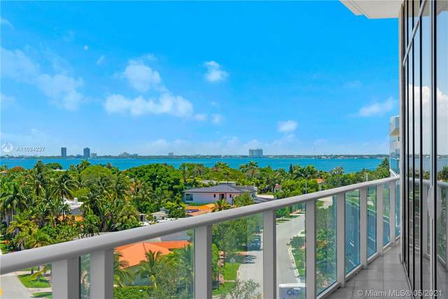 4701 N Meridian Ave #512, Miami Beach, FL 33140 (MLS #A11034237) :: Podium Realty Group Inc