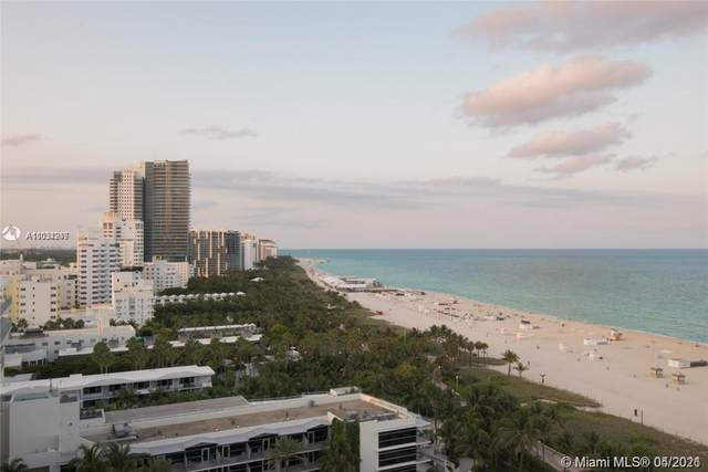 100 Lincoln Rd #1641, Miami Beach, FL 33139 (MLS #A11034240) :: Compass FL LLC