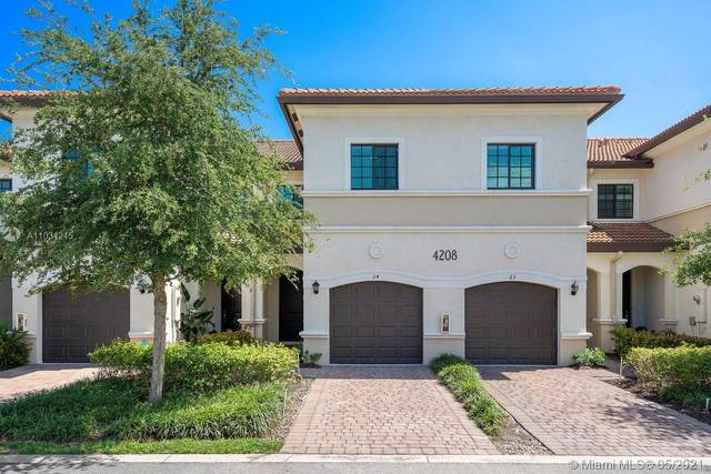 4208 N Dixie Hwy #24, Oakland Park, FL 33334 (MLS #A11034245) :: The Howland Group