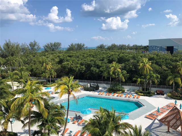 100 Bayview Dr #625, Sunny Isles Beach, FL 33160 (MLS #A11034265) :: The Howland Group