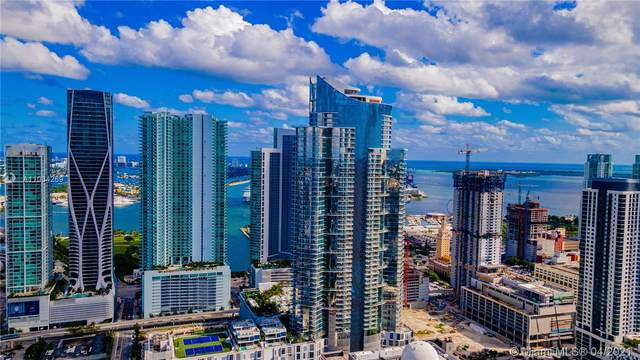 851 NE 1st Ave #4609, Miami, FL 33132 (MLS #A11034269) :: The Rose Harris Group