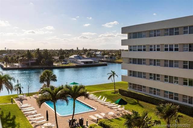 1236 Hillsboro Mile #406, Hillsboro Beach, FL 33062 (MLS #A11034298) :: Team Citron
