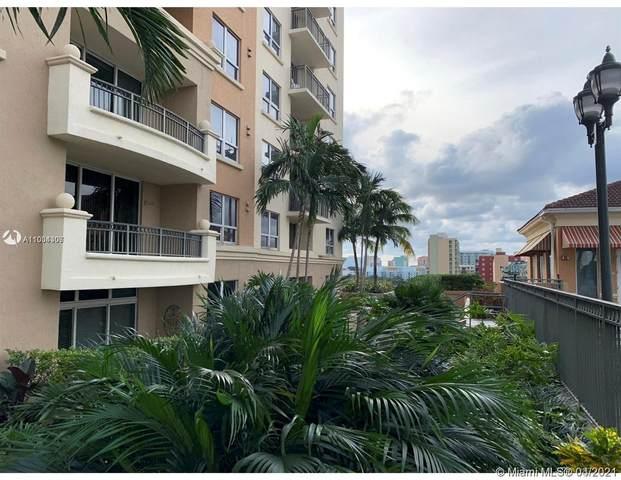 3232 Coral Way #1010, Coral Gables, FL 33145 (MLS #A11034307) :: Compass FL LLC