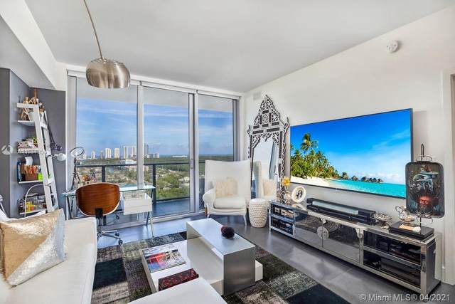 16385 Biscayne Blvd #1920, North Miami Beach, FL 33160 (MLS #A11034355) :: The Teri Arbogast Team at Keller Williams Partners SW