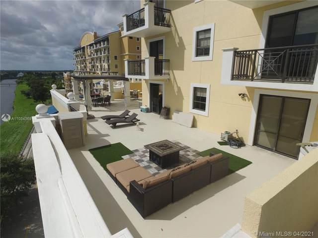 8390 SW 72nd Ave #605, Miami, FL 33143 (MLS #A11034369) :: Compass FL LLC