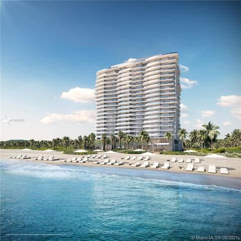 1116 N Ocean Blvd #406, Pompano Beach, FL 33062 (MLS #A11034382) :: Compass FL LLC