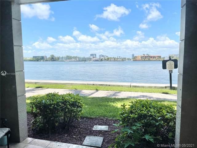 17100 N Bay Rd #1106, Sunny Isles Beach, FL 33160 (MLS #A11034383) :: Compass FL LLC