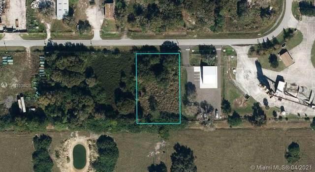 311 S Industrial Loop, La Belle, FL 33935 (MLS #A11034426) :: Berkshire Hathaway HomeServices EWM Realty