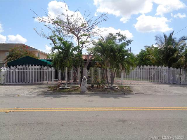 2805 E 5th Ave, Hialeah, FL 33013 (MLS #A11034462) :: The Howland Group