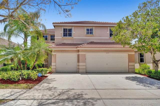 1257 Allamanda Way, Weston, FL 33327 (MLS #A11034477) :: The Riley Smith Group