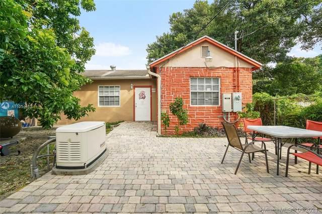 4651 NW 23rd Ct, Miami, FL 33142 (#A11034482) :: Posh Properties