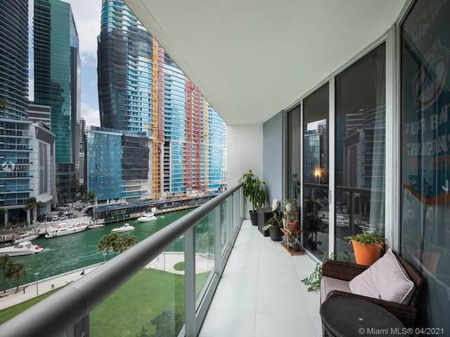 465 Brickell Ave #906, Miami, FL 33131 (MLS #A11034495) :: Compass FL LLC