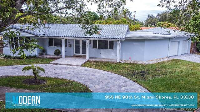 955 NE 98th St, Miami Shores, FL 33138 (MLS #A11034510) :: Podium Realty Group Inc