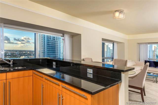 1435 Brickell Ave #3412, Miami, FL 33131 (MLS #A11034520) :: Prestige Realty Group