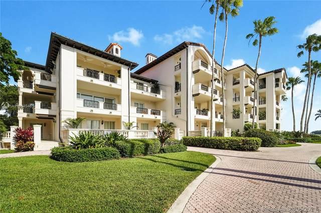 2032 Fisher Island Dr #2032, Miami Beach, FL 33109 (MLS #A11034546) :: Team Citron