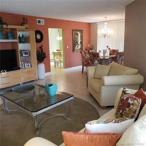 1410 Sheridan St 9I, Hollywood, FL 33020 (MLS #A11034550) :: Dalton Wade Real Estate Group