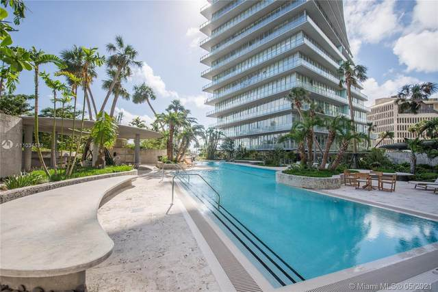 2669 S Bayshore Dr 704N, Coconut Grove, FL 33133 (MLS #A11034578) :: Podium Realty Group Inc