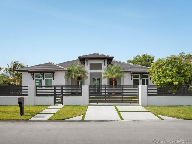 10250 SW 135th St, Miami, FL 33176 (MLS #A11034585) :: The Rose Harris Group