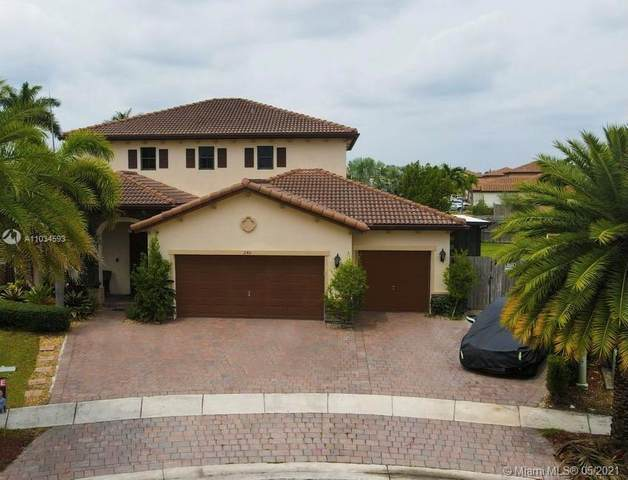 240 SE 36th Ave, Homestead, FL 33033 (MLS #A11034593) :: The Riley Smith Group