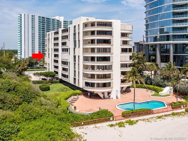 15645 Collins Ave #502, Sunny Isles Beach, FL 33160 (MLS #A11034598) :: Compass FL LLC