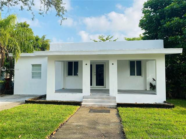 401 NW 40th St, Miami, FL 33127 (MLS #A11034708) :: The Teri Arbogast Team at Keller Williams Partners SW