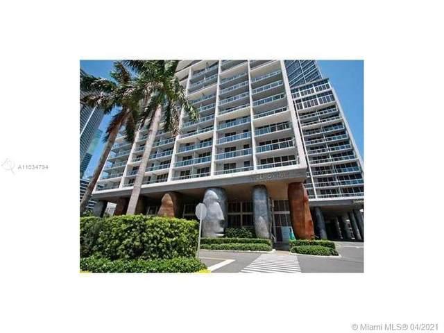 495 Brickell Ave #3806, Miami, FL 33131 (MLS #A11034794) :: Compass FL LLC