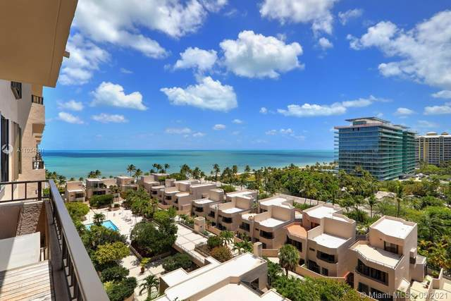 201 Crandon Blvd #923, Key Biscayne, FL 33149 (MLS #A11034801) :: Equity Advisor Team