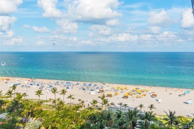 1500 Ocean Drive #1207, Miami Beach, FL 33139 (MLS #A11034821) :: The Howland Group