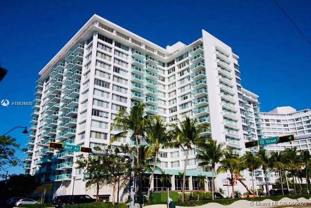 1000 West Ave #404, Miami Beach, FL 33139 (MLS #A11034830) :: Equity Advisor Team