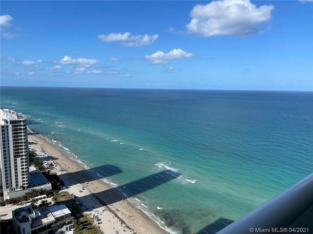 1830 S Ocean Dr #3709, Hallandale Beach, FL 33009 (MLS #A11034838) :: GK Realty Group LLC