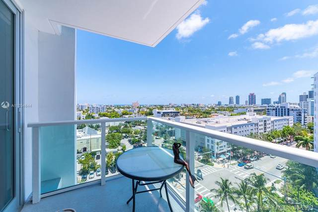 1000 West Ave #1002, Miami Beach, FL 33139 (MLS #A11034844) :: The Riley Smith Group