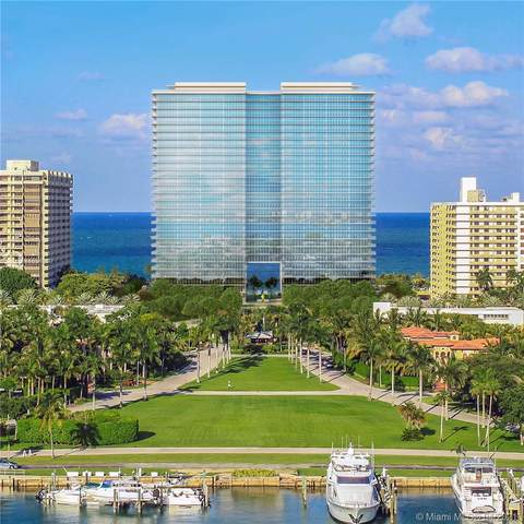 10203 Collins Ave #1204, Bal Harbour, FL 33154 (MLS #A11034860) :: United Realty Group