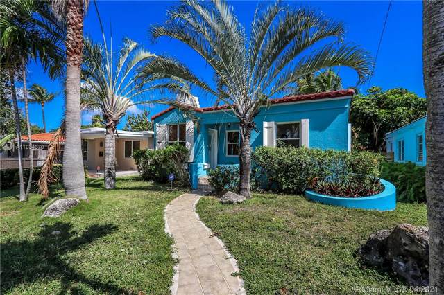 1545 Madison St, Hollywood, FL 33020 (MLS #A11034870) :: The Teri Arbogast Team at Keller Williams Partners SW