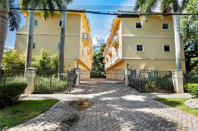 2919 Coconut Ave #6, Miami, FL 33133 (MLS #A11034887) :: Castelli Real Estate Services